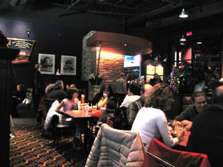 Boston Pizza, Brossard