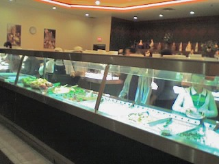 Buffet et Bar Newport