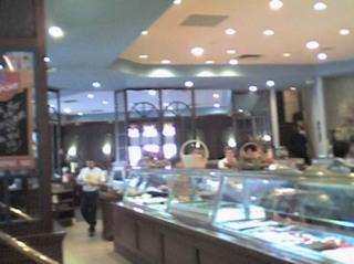 Buffet Vichy