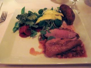 Auberge Le Baluchon (souper)