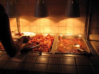 Auberge Le Baluchon (déjeuner)