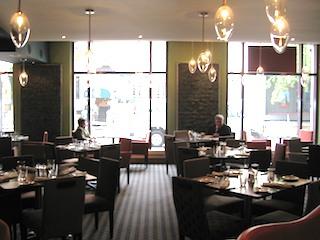 Restaurant L'Ô - Novotel - Novembre 2008