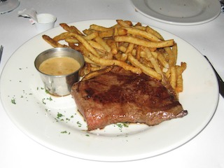 Le Steak frites St-Paul