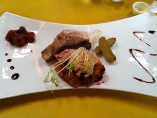 Restaurant Les Cigales
