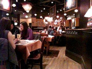Jack Astor's Bar & Grill - janvier 2011