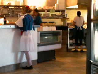 Une table pour deux critiques de restaurants restaurant grec baie jolie - Restaurant la table du grec ...