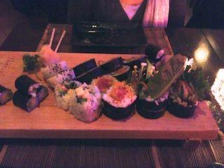 Niji Sushi Bar et restaurant