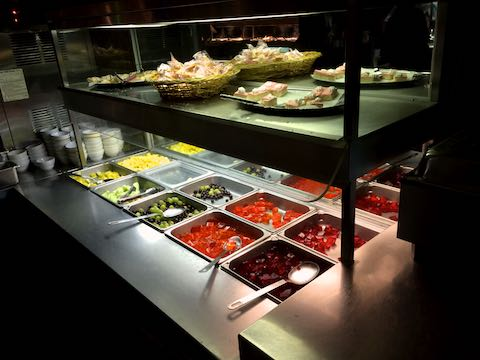 Restaurant Jardin Tiki