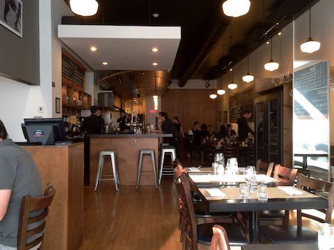 Auguste restaurant